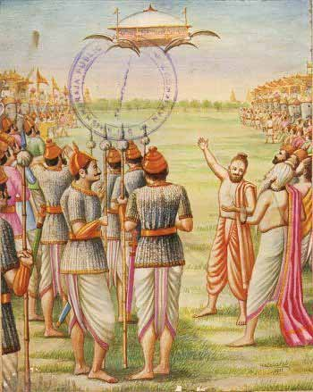 Vimanas- Ancient Flying Machines of India Moved by Thought? 15