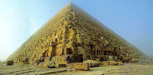 The Pyramids Of Egypt Crystalinks
