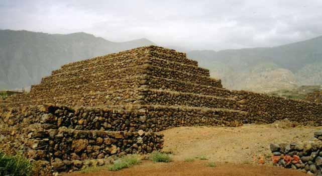 Pyramiden von Güímar, Calle Chacona, s/n 38500