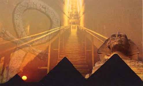 Pyramids Of The World Have Started To Come Alive Galactic