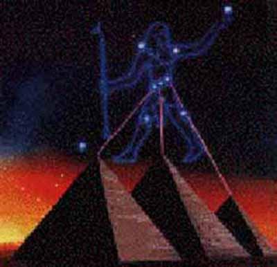 Orion, Science, Mythology, Alignments, Pseudoscience