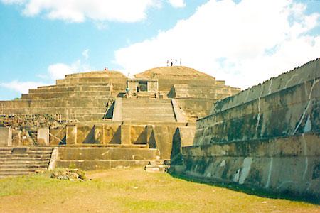 Pyramids in El Salvador - Crystalinks