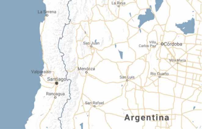 Earthquakes News Crystalinks - New us map after earthquake