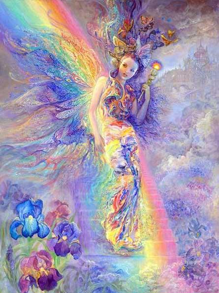 rainbows in mythology crystalinks