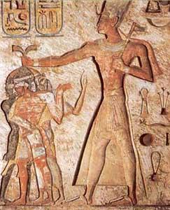 Ramesses II Famous Egyptians
