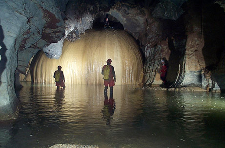 World's Longest Underground River Discovered in Mexico
