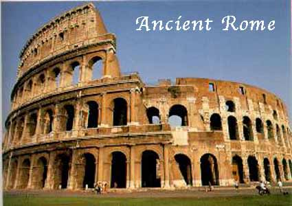 Ancient Rome - Crystalinks