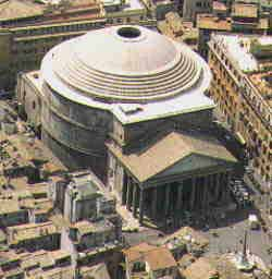 The Roman Pantheon - Crystalinks