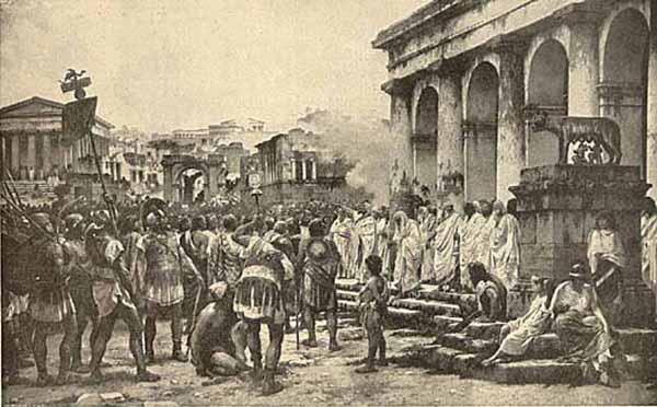 Ancient Rome Slaves