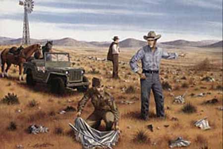 an overview of the extraordinary incident in the us the roswell incident The roswell incident: what really happened in the desert of new mexico in 1947   and many witnesses associated with the incident noted its unusual properties   major marcel claimed that the us government covered up the  john haynes,  deputy chief of the air force declassification review team.
