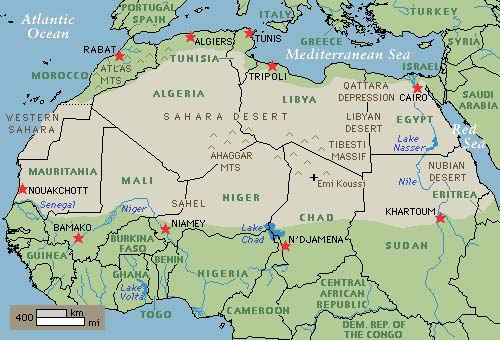 Sahara Desert Israel Map Geography Israel Inspiring World