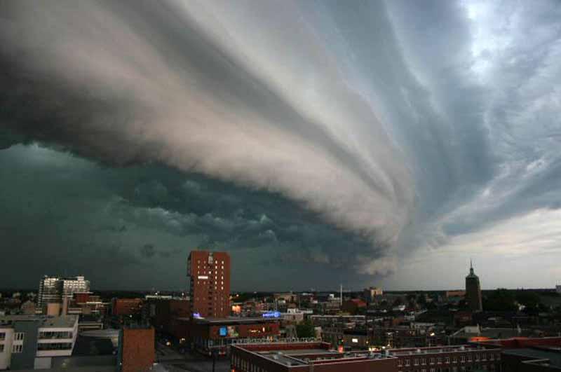Arcus, Shelf, Roll, Morning Glory Clouds - Crystalinks