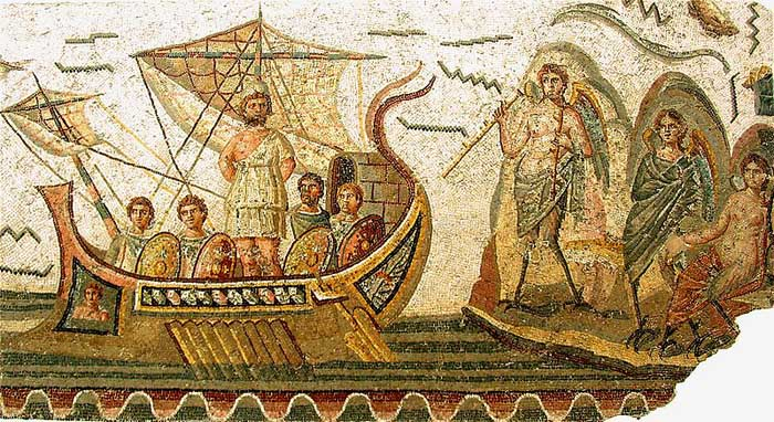 greek mythology odysseus and the sirens