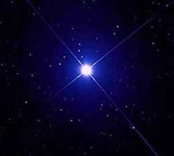 blue star sirius the wolf - photo #22
