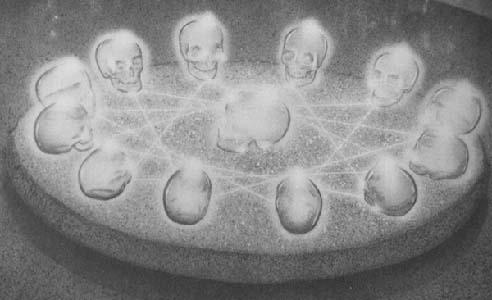 Crystal Skulls Symbolism 13 Crystal Skulls