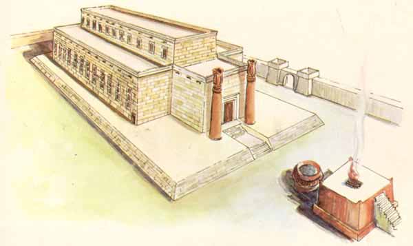 King Solomon - Solomon's Temple - Crystalinks