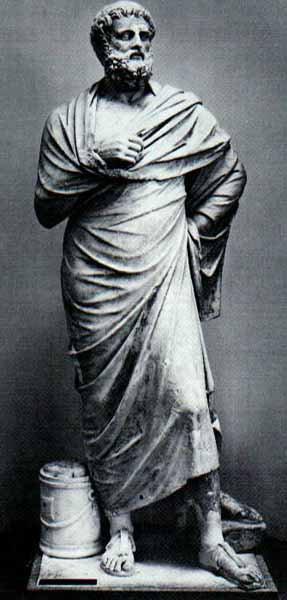 a biography of sophocles an ancient greek dramatist Aristotle lauded sophocles as the supreme dramatist,  antagonist chief  opponent of the protagonist in a greek play.