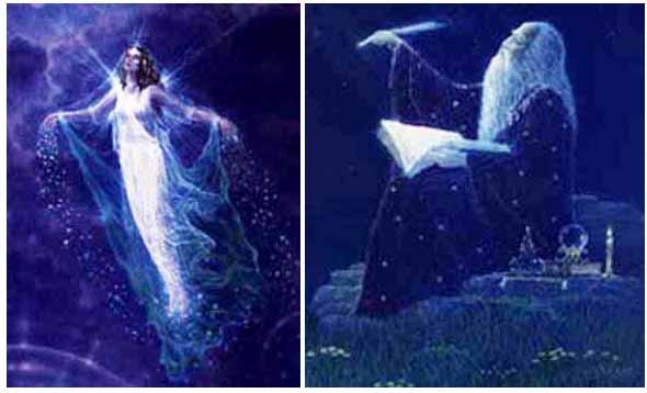 Spirit Guides - Crystalinks
