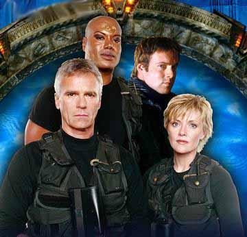 Stargate Sg1 Burning Series