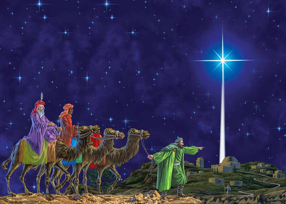 Magi Star Of Bethlehem Art History Ufos Zoroaster