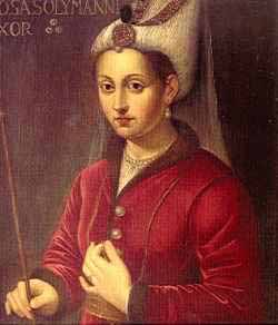 In a break with Ottoman tradition, Suleiman married a harem girl, Roxelana, who became Hurrem Sultan; her intrigues as queen in the court and power over the ...