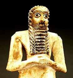 Sumerian Hairstyles