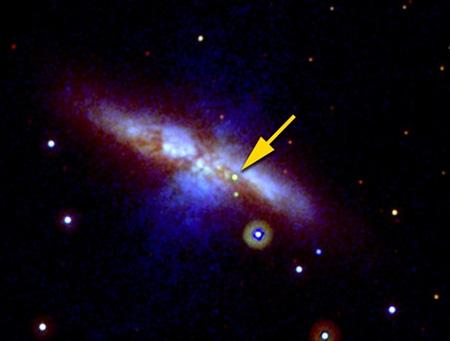 when will betelgeuse supernova - photo #25