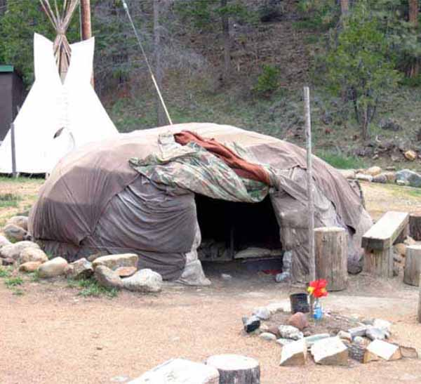 how to make a shaking tent