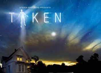 'Taken' - Alien Abductions and Virtual Reality Taken