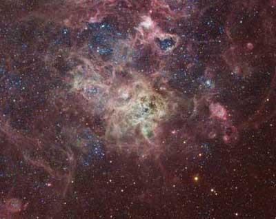 Nebulae Tarantulanebula106