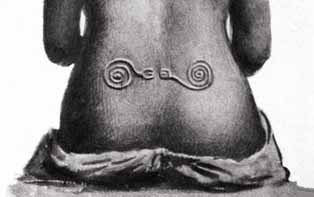 Early Aussie Tattoos Match Rock Art Discovery - June 2, 2008