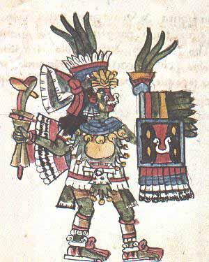 Aztec Gods and Goddesses 2