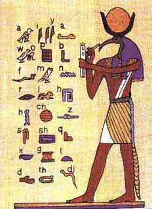 Ancient Egyptian Writing, Hieroglyphs, Scribes - Crystalinks