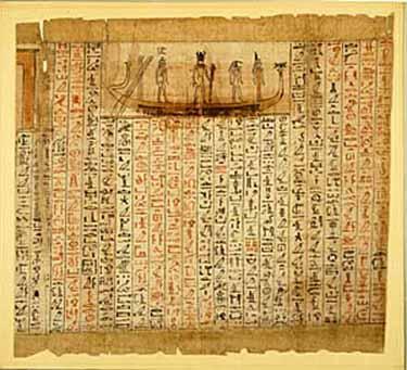 Ancient Egyptian Writing Hieroglyphs Scribes Crystalinks