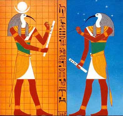 More About Thoth