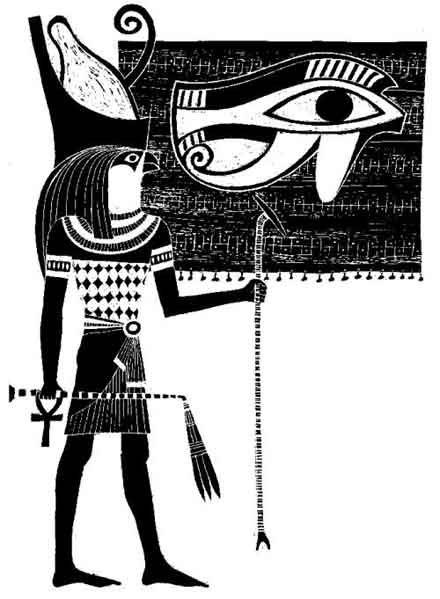 osiris egyptian sperm of myths Divine