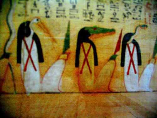 Thoth - God of the Moon, Magic and Writing  Thothpenguin