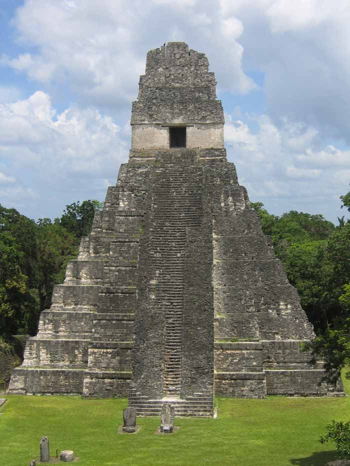 Pyramids of Mesoamerica - Crystalinks