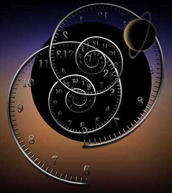 Scientific Evidence of Time Loops Found Time.loops350
