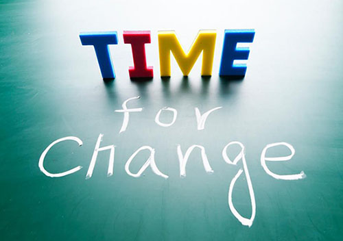 A positive change in your life essay