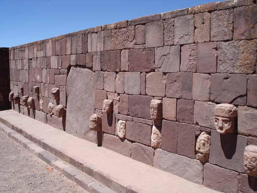 Tiwanaku Bolivia Crystalinks