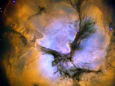 Nebulae Trifidcenternebula608