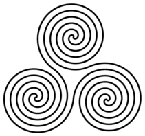 Triple Spiral Symbol Meaning