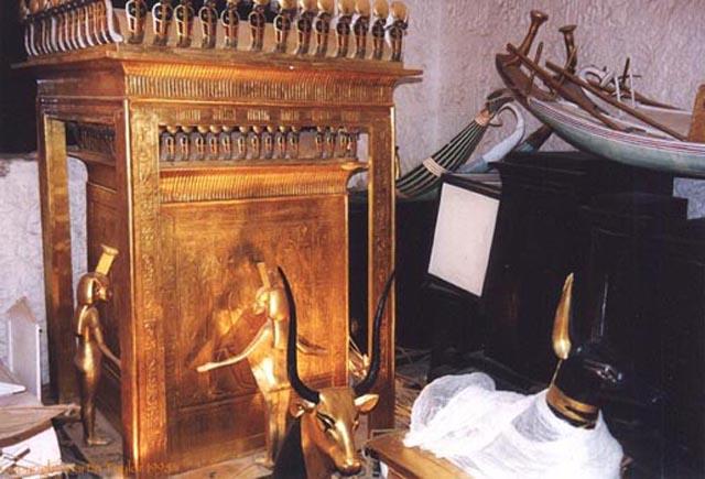 King Tutankhamen S Tomb Crystalinks