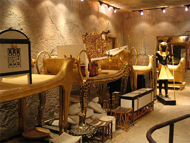 King Tutankhamen S Tomb Crystalinks