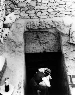 senet table tutankhamon