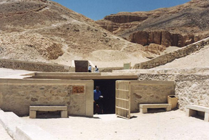 King Tut Tomb Discovery: King Tutankhamen