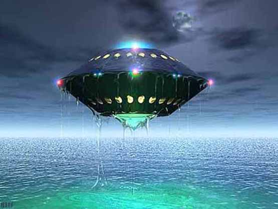 USO's - Unidentified Submerged Objects .... Ufoocean