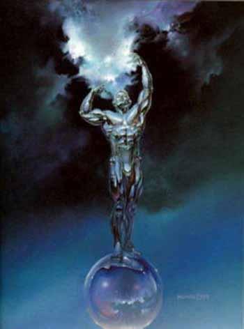 Uranus Greek Mythology Ouranos - Uranus - Gre...
