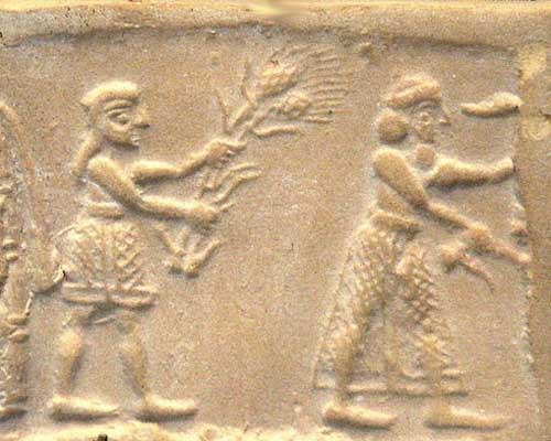 Uruk Ur The Great Ziggurat Crystalinks